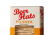 Craft Beer Crackers