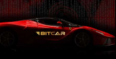 Tokenized Exotic Car Platforms - The Bitcar Cryptocurrency Lets You Profit From Exotic Car Ownership