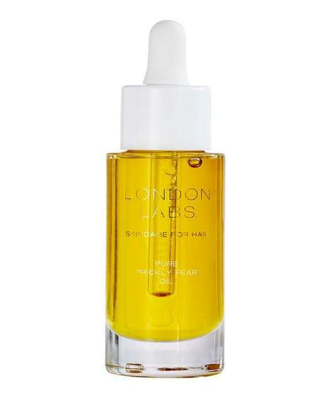 Prickly Pear Hair Serums - Pure Prickly Pear Oil by London Labs is a High-Powered Hair Serum