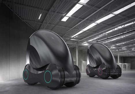 Wind Turbine-Integrated Vehicles