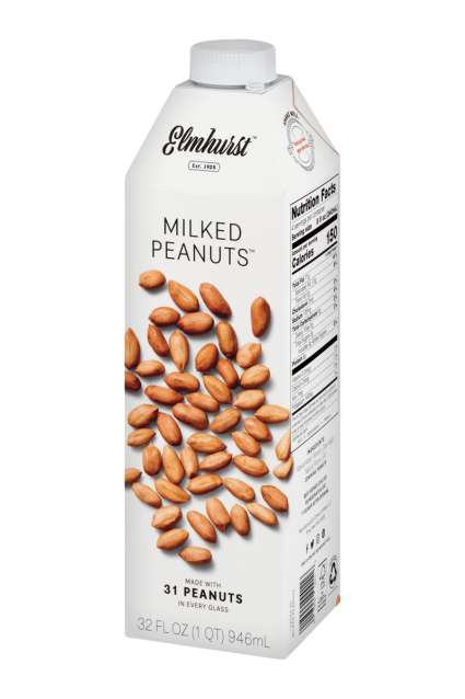 Vegan Peanut Milks