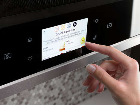 Connected Scan-to-Cook Microwaves - Whirlpool's New Microwave Features Scan-to-Cook Technology