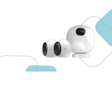 Weatherproof LTE Security Cameras