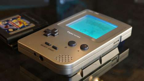 Revived Classic Gaming Consoles