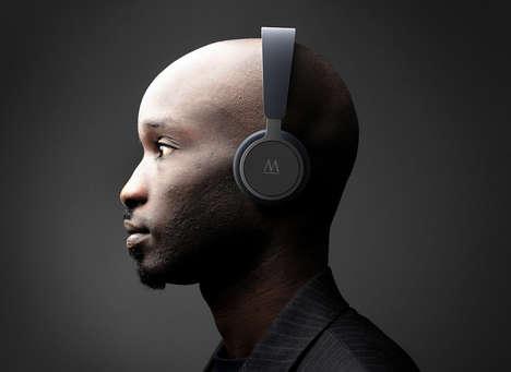 Interchangeable Design Headphones