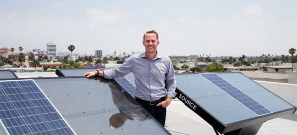 Water-Creating Solar Panels