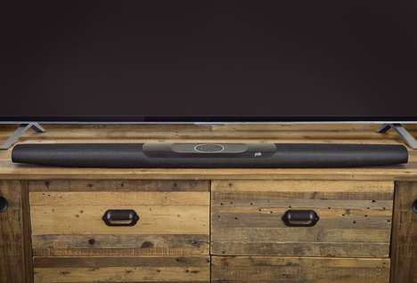 Voice Assistant Soundbars