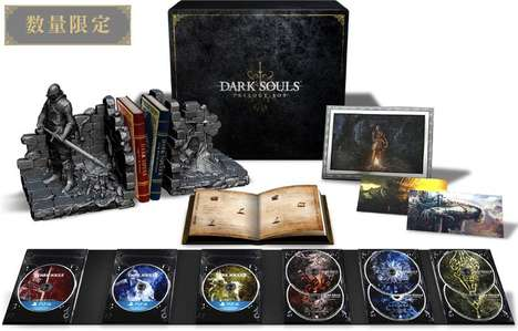Cult Gaming Box Sets - Collector Culture is Gaining Steam With an Exclusive Dark Souls Rerelease