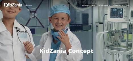 Ultra-Realistic Kid Cities - At KidZania, Kids Role-Play Adult Jobs and a Earn Mock Money