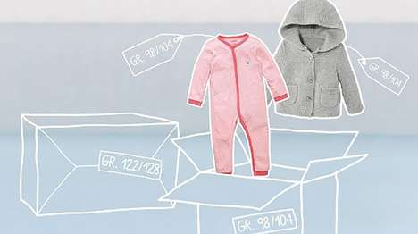 Baby Clothing Rental Services