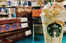 Fantasy-Themed Coffees - Starbucks Has a Secret Harry Potter Menu for Fans of the Series