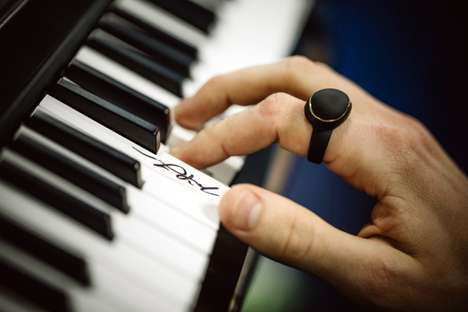 Music-Enhancing Rings
