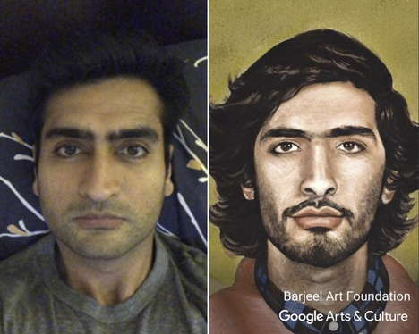AI Art Doppelganger Apps - Google Arts & Culture's Latest Update Reads Faces to Find Lookalikes
