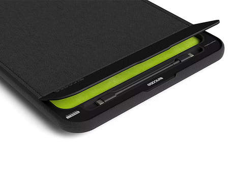 Protective Laptop-Charging Cases