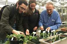 Martian-Grown Hops - Students at Villanova University Have Discoverd a Way to Produce Martian Beer