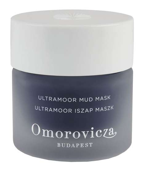 Firming Plankton-Based Masks - Omorovicza's Innovative Ultramoor Mud Mask Hydrates and Lifts