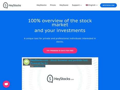 AI Stock Portfolio Platforms
