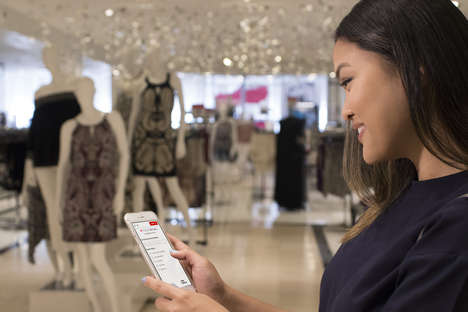 Smart Department Store Companions - 'Macy's on Call' Helps Shoppers Navigate Their Local Stores