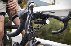 Smartphone-Charging Bike Lights
