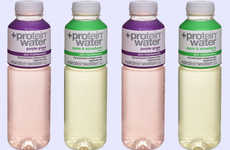 Collagen-Enriched Protein Waters - Protein Water Co Skin Maintenance Collagen Water is Functional