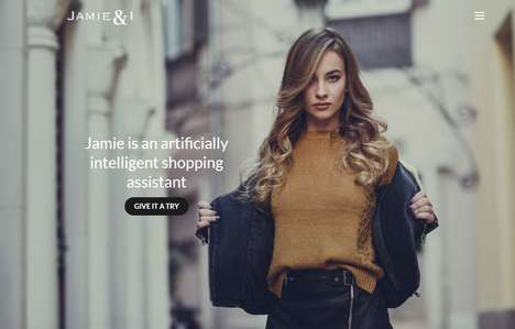Playful Shopping Assistants - 'Jamie & I' Learns Uses Preference Through a Style Game