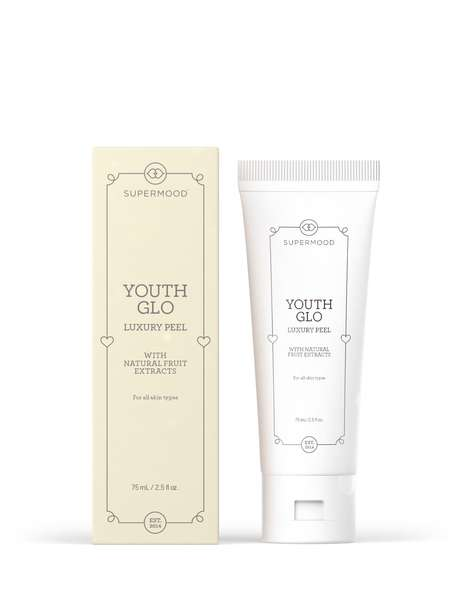 Age-Defying Moth Bean Skincare - Supermood's Youth Glo Luxury Peel is Infused With Natural Retinols