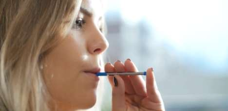 All-Natural Breathing Pens - The Freether Helps Soothe the Nervous System and Reduce Stress