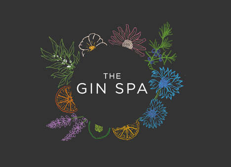 "Gin-Themed Spas - 'The Gin Spa' is ""the Very First Botanically Inspired Day Spa in the World"""