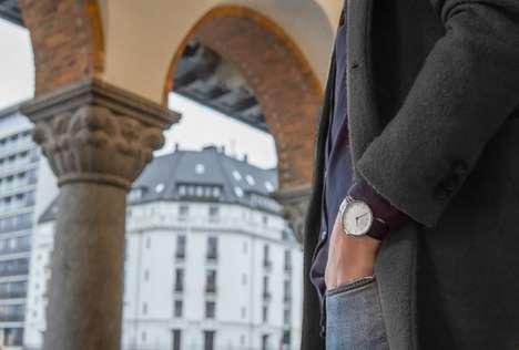 Luxurious Scandinavian Watches