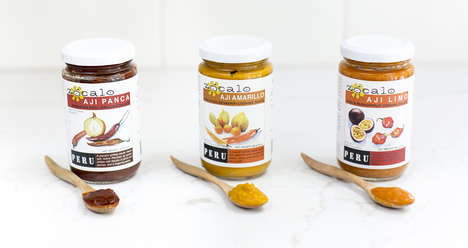 Peruvian Cooking Sauces