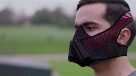 3D-Printed Training Masks