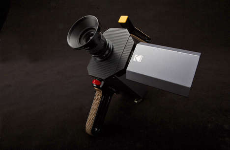 Reborn Iconic Film Cameras - Kodak's Super 8 Camera is a Modern Revival of an Iconic Camera