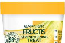 One-Minute Hair Masks - The Garnier Fructis '1 Minute Hair Masks' Quickly Nourish One's Tresses