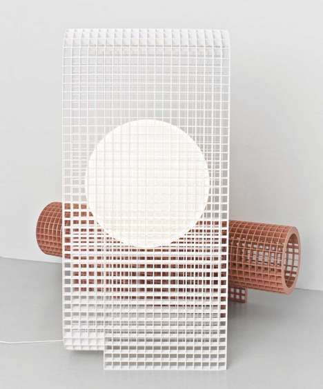 Grid-Structured Furniture