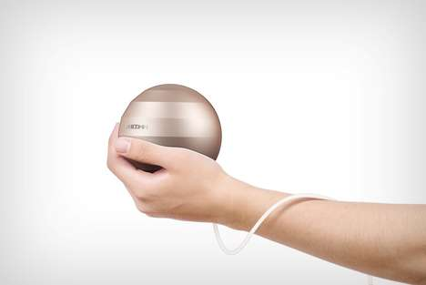 Spherical Connectivity Routers - The 'Smart Router' Looks Like a Premium Piece of Technology