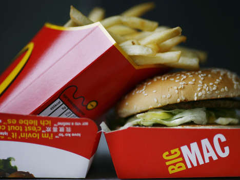 Fast Food Recycling Initiatives - McDonald's Recycling Project Aims to Make Eco-Friendly Packaging