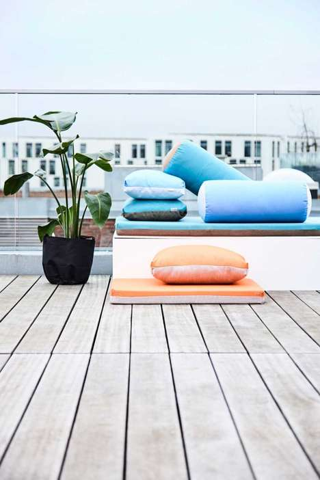 Colorful Outdoor Mattresses