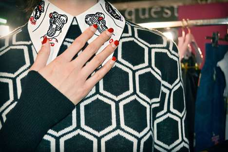 Luxe Designer Nail Bars - Christian Louboutin's Nail Bar Opened in Paris for the Holidays