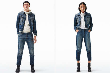 Sustainable Denim Jeans