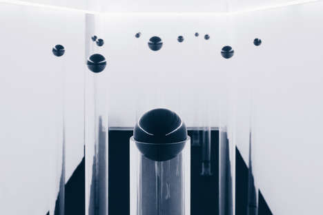 Atmosphere-Inspired Installations - Chris Cheung Visualizes Carbon Dioxide in a Mesmerizing Way