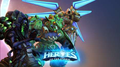 Anime-Inspired Video Game Ads - The Blizzard Anime Trailer has Fans Craving a Full Anime Series