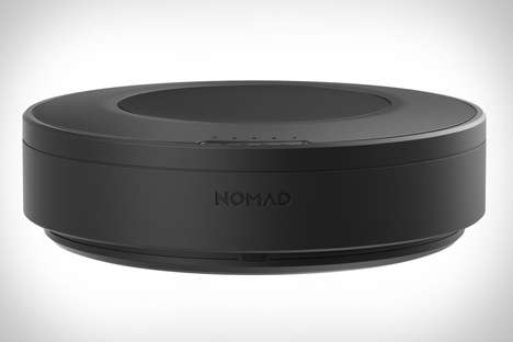 Holistic Device-Charging Hubs - The 'Nomad' Wireless Charging Hub Powers Up Any Kind of Device