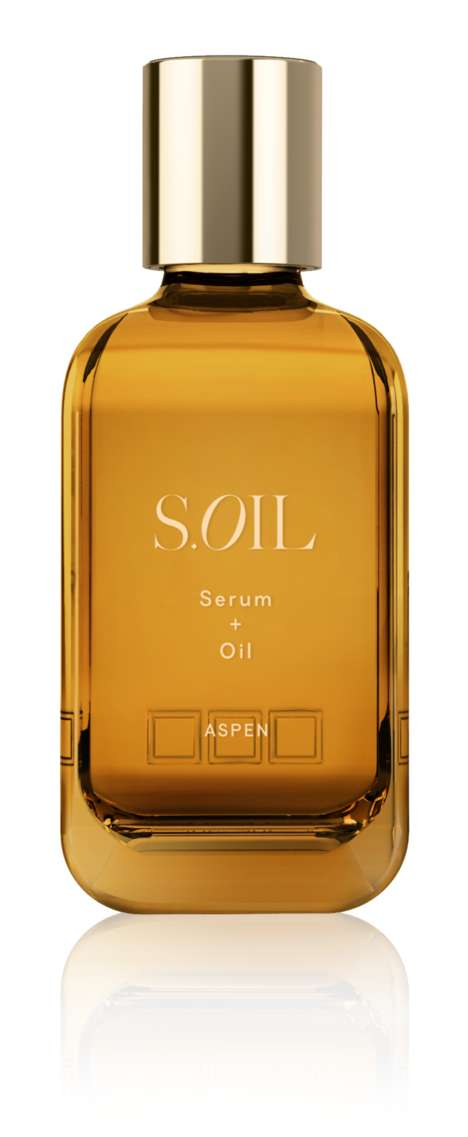 Hybrid Hair Oils - 'S.OIL' is a Hair Product That Offers the Benefits of Both an Oil and Serum