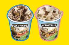 Vegan Ice Cream Flavors - Ben & Jerry's Added Two New Flavors to Its Line of Vegan Ice Cream