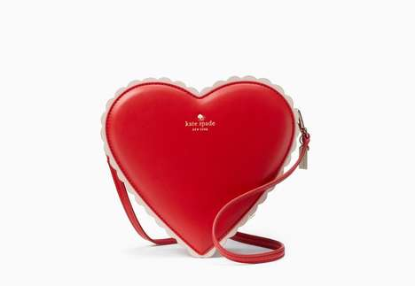 Luxurious Love-Themed Accessories - Kate Spade Released a Line of Valentine's Day-Themed Gifts