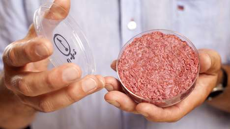 High-End Cultured Meats - Mosa Meat Aims to Disrupt the Meat Market Through High-End Establishments