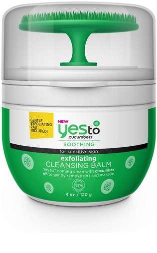 Exfoliating Cleansing Balms
