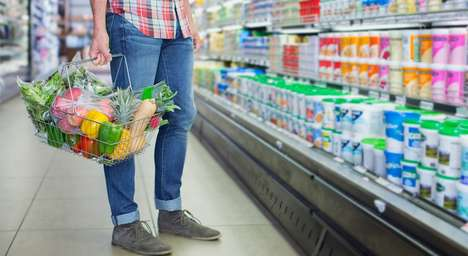 In-Store Grocery Shopping Trackers - A New Adobe Cloud Platform Could Track Shoppers in Real Time