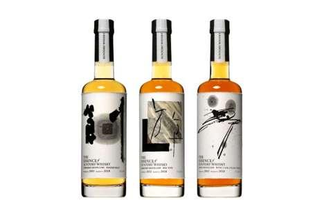 Experimental Japanese Whiskies