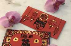 Fashionable New Year's Envelopes - McDonald's Will Mark the 2018 Lunar New Year with Red Envelopes